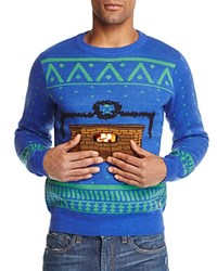American Stitch Fireplace Sweater Compare At 101 Blue