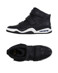 Ash Footwear High Tops And Trainers Men Black