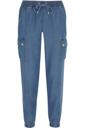 Michael Michael Kors Denim Track Pants