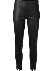 The Row 'Delors' Skinny Trousers Black