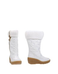 Juicy Couture Boots White