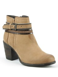 Daniel Loki Ankle Boots Medium Brown