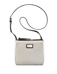 Nine West Jaya Crossbody Black Snow