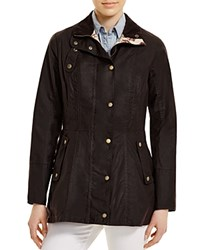 Barbour Holsteiner Waxed Cotton Jacket Rustic
