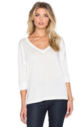 Regalect Eryulle Dolman 3 4 Sleeve Top White
