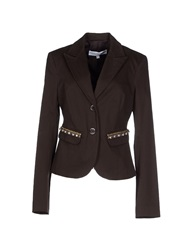 Cristinaeffe Blazers Dark Brown