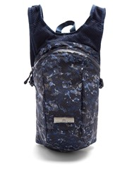 Adidas By Stella Mccartney Adizero Running Backpack Navy Multi