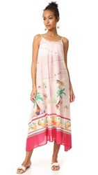 Kate Spade New York Orangerie Cover Up Maxi Dress White