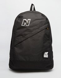 New Balance 574 Backpack Black
