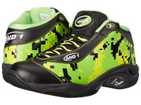 And 1 Tai Chi Camo Black Black Men's Basketball Shoes