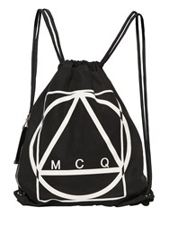 Mcq By Alexander Mcqueen Techno Canvas Backpack