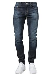 Ltb Diego Slim Fit Jeans Iconium Wash Dark Blue