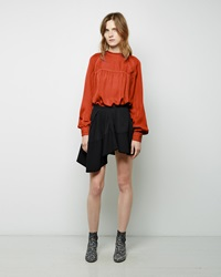 Isabel Marant Rumer Skirt Black