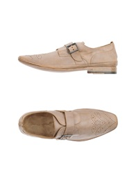 Collection Privee Collection Privee Moccasins Beige