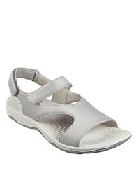 Easy Spirit Yogala Sport Sandals Grey