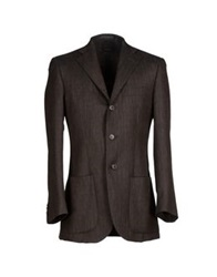 Peter Reed Blazers Dark Brown