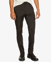 Kenneth Cole Reaction Men's Black Cargo Pants