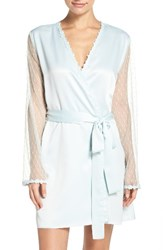Flora Nikrooz Women's Showstopper Robe Ivory