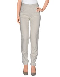 My Pant's Casual Pants Light Grey