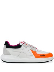 Diadora Mi Basket Low Top Sneakers White