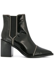 Senso Danger Ii Ankle Boots Black