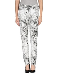 Mcq By Alexander Mcqueen Mcq Alexander Mcqueen Casual Pants White