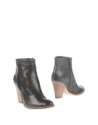 Aerin Ankle Boots Grey