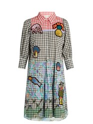 Peter Pilotto Amex X Francis Upritchard Dress Multi