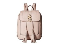 Cole Haan Cassidy Backpack Peach Blush Backpack Bags Pink