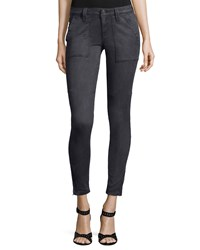 Joie Cadet Skinny Ankle Pants Stingray