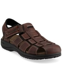 Clarks Men's Jensen Sandals Men's Shoes Brown