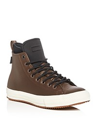 Converse Chuck Taylor All Star Ii Waterproof Boots Brown