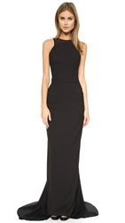Aq Aq Stena Maxi Dress Black