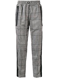 Represent Tailored Trousers Black