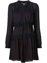 Maiyet Button Up A Line Dress Black
