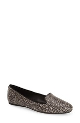 Dolce Vita 'Brannon' Smoking Loafer Women Snake Print Leather