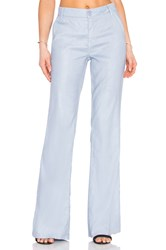 Level 99 Tanya Trouser Baby Blue