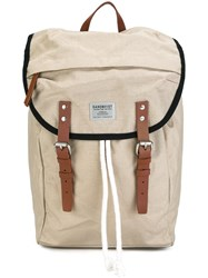Sandqvist 'Hans' Backpack Nude Neutrals