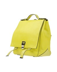 Proenza Schouler Backpacks And Fanny Packs Acid Green