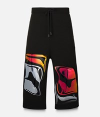 Christopher Kane Big Smash Low Crotch Pant Black