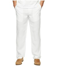 Tommy Bahama Linen The Dream Pants Bright White Men's Casual Pants