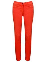 Relish Brigitte Slim Fit Jeans Coral