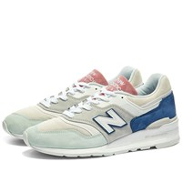 New Balance M997soa Made In The Usa 'Less Is More' White