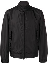 Peuterey High Neck Bomber Jacket Black