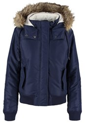 Twintip Winter Jacket Navy Dark Blue