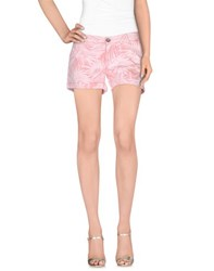 Basicon Trousers Shorts Women Pink