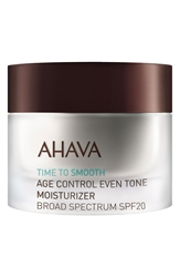 Ahava 'Time To Smooth' Age Control Even Tone Moisturizer Broad Spectrum Spf 20