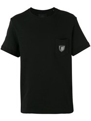 Philipp Plein Round Neck T Shirt Men Cotton Xl Black