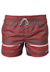 Brunotti Crunot Swimming Shorts Burgundy Dark Red