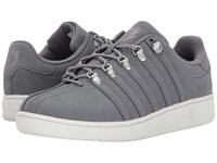 K Swiss Classic Vn Se Charcoal Lily White Men's Tennis Shoes Gray